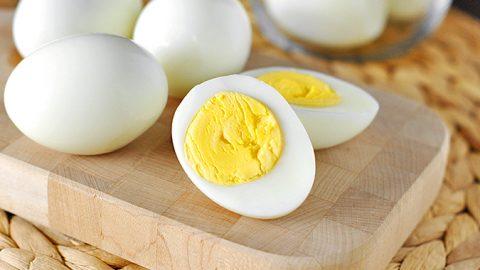 Trứng gà so, Trứng gà luộc, trứng vịt luộc là gì?