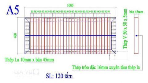 Cốt thép tấm đan chịu lực như thế nào mới là đạt chuẩn ?